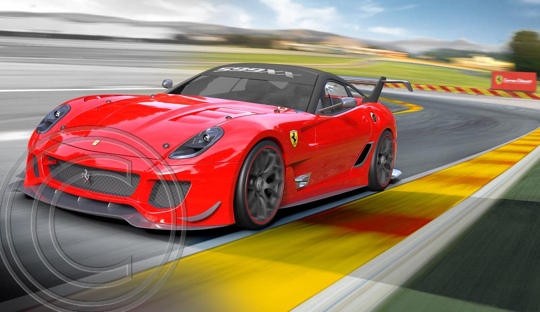 Ferrari, 2012