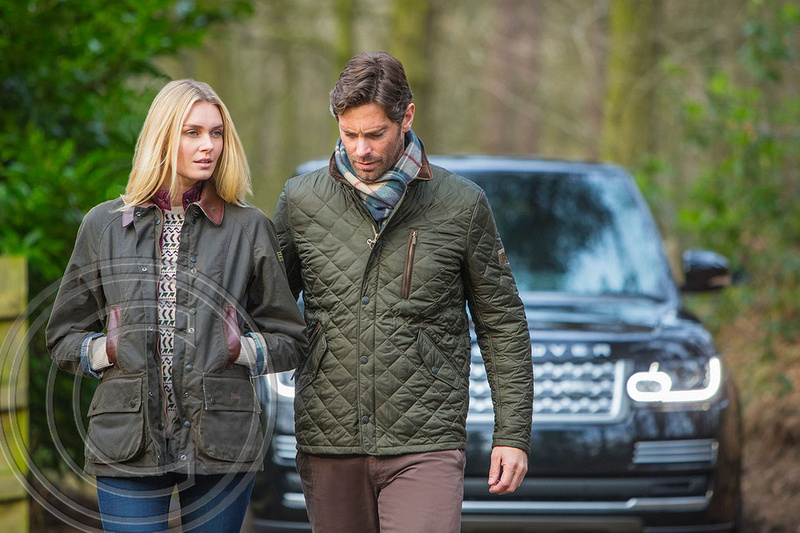 'BARBOUR FOR LAND ROVER' 2
