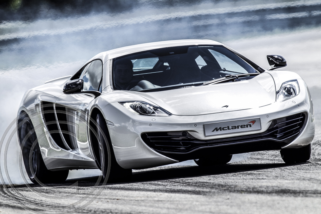 """McLAREN MP4-12C Main Image"""