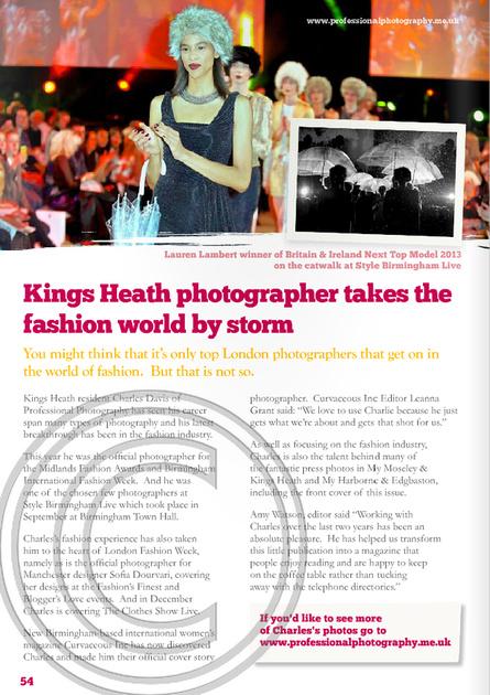 My Moseley & Kings Heath + My Harborne & Edgbaston - Dec/Jan 2014