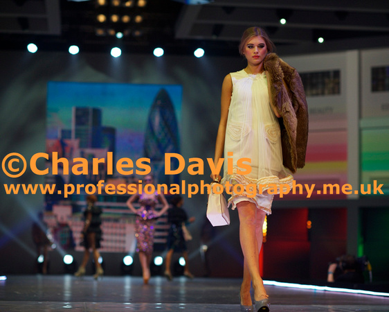 SUZUKI FASHION THEATRE at Clothes Show Live 2012