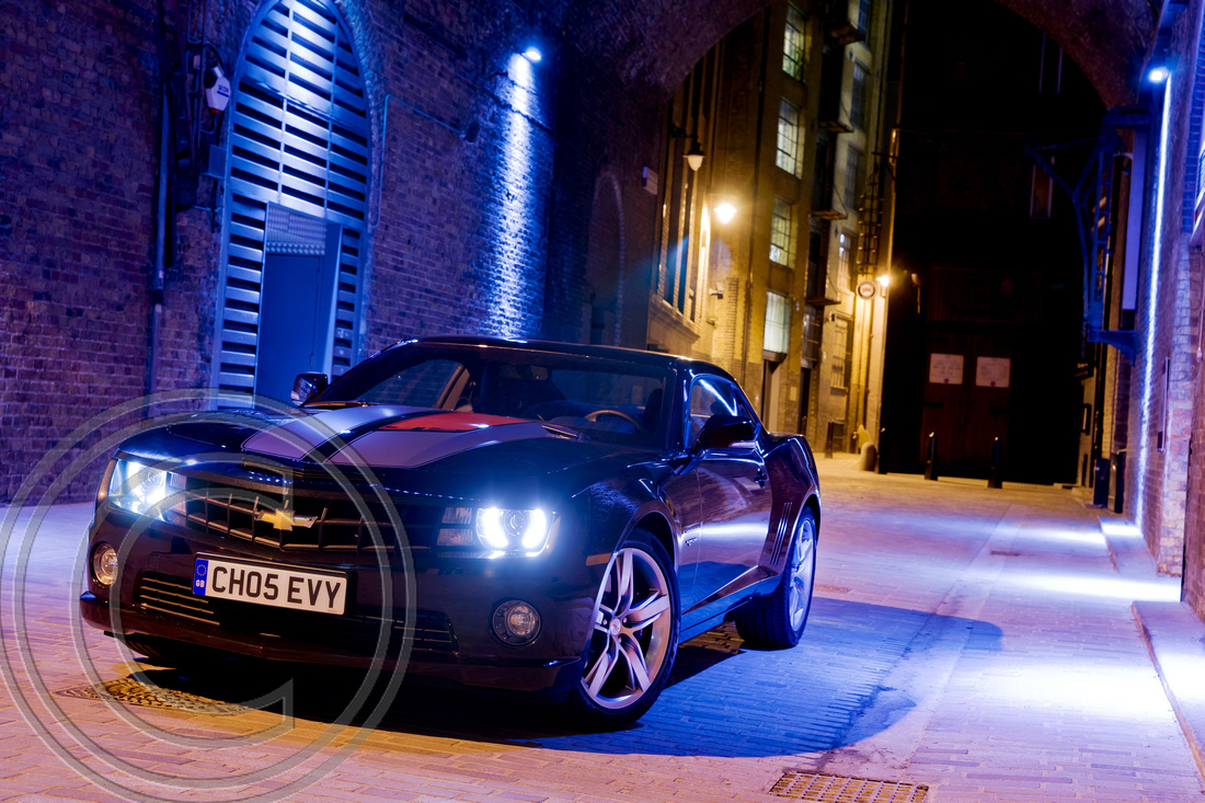 """432PS V8"" ""Chevrolet Camaro""  ""Europe"" ""Charles Davis"" ""www.professionalphotography.me.uk"""