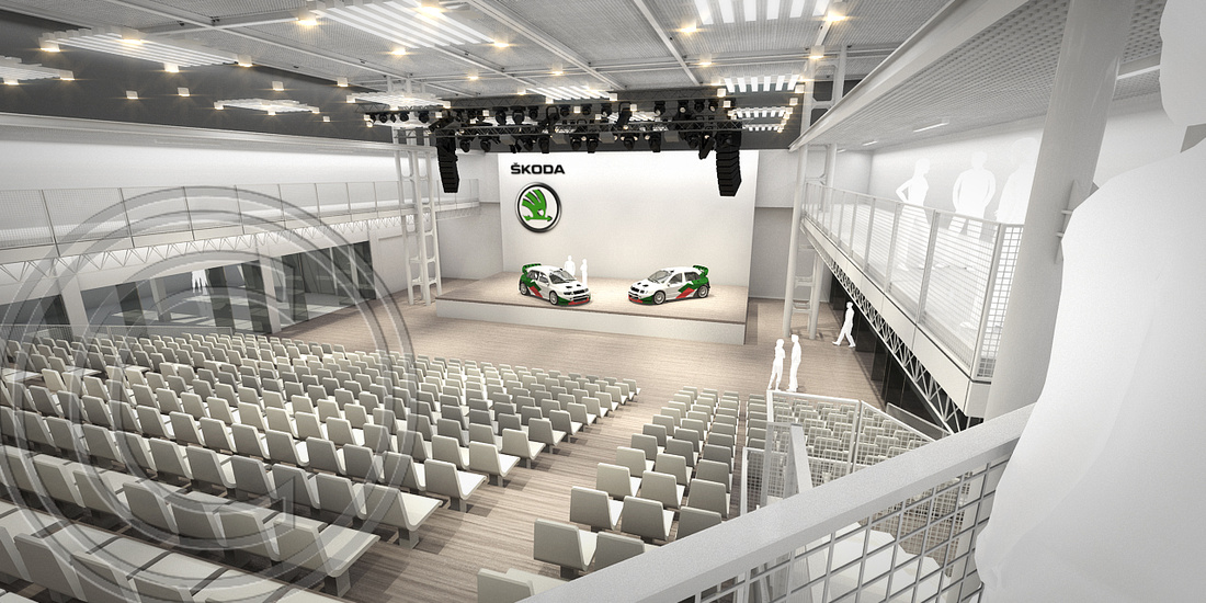 IMPRESSIVE NEW LOOK FOR ŠKODA MUSEUM