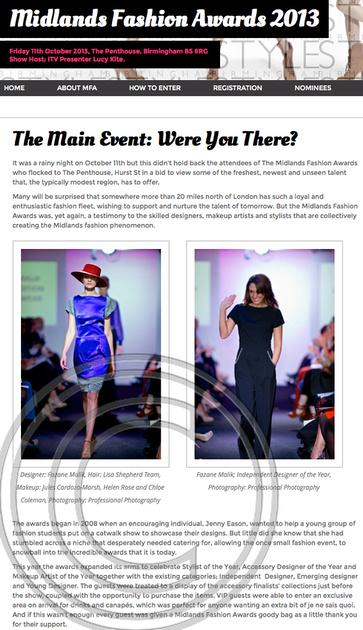 MFA 2013 Blog - Oct 2013