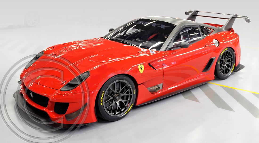 """""""Ferrari 599XX Evo"""""""
