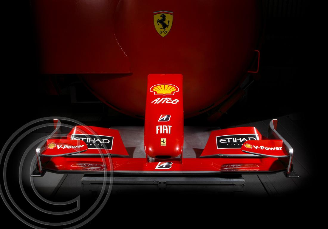 """""""Ferrari F1 Original Nose Cone"""""""