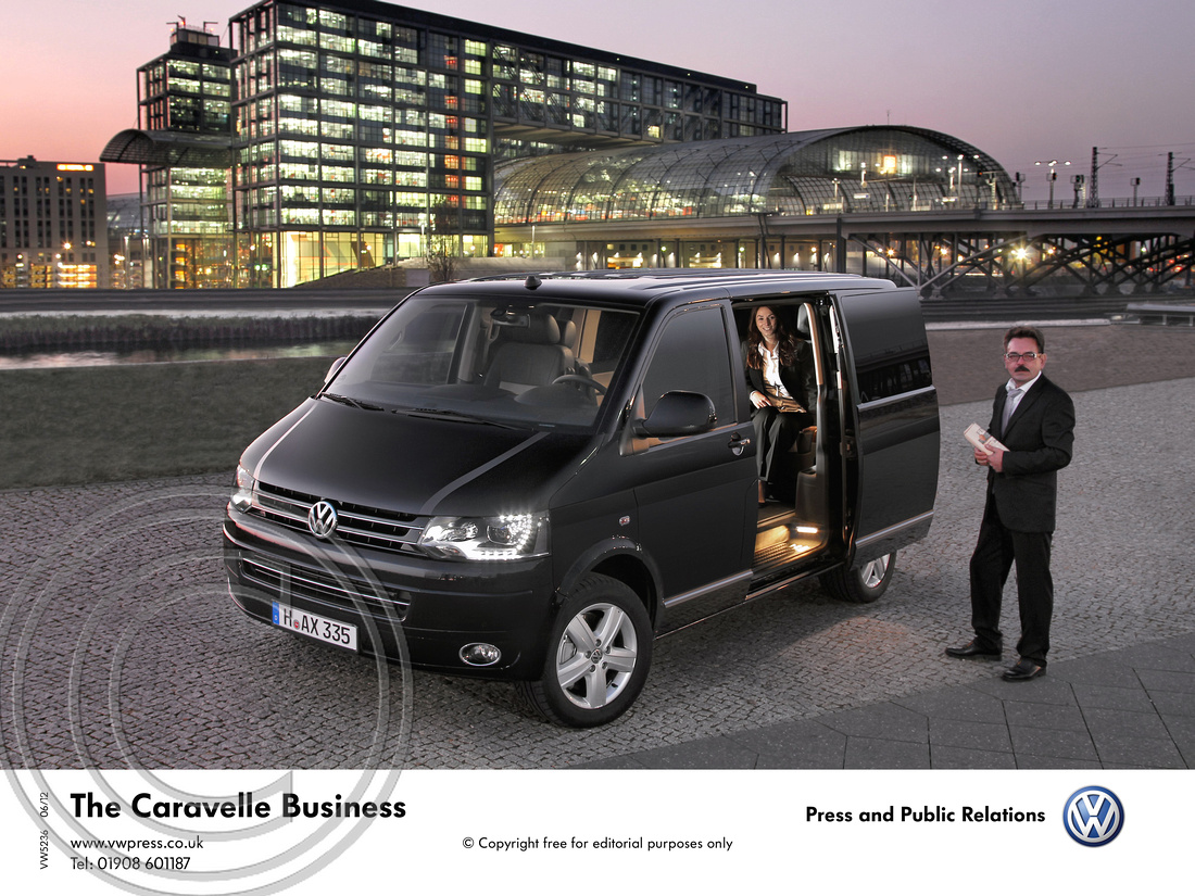 """Caravelle, """"Charles Davis"""",""""John Rawlings"""" """"Commercial Vehicles"""" """"LIMOUSINE LUXURY FOR THE WELL CONNECTED"""", """"NEW CARAVELLE BUSINESS"""", VW, www.professionalphotography.me.uk"""